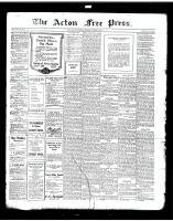 Acton Free Press (Acton, ON), September 19, 1918