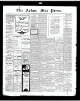 Acton Free Press (Acton, ON), October 17, 1918
