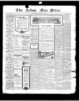 Acton Free Press (Acton, ON), December 25, 1918