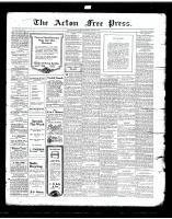 Acton Free Press (Acton, ON), January 8, 1919