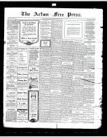 Acton Free Press (Acton, ON), February 6, 1919
