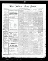 Acton Free Press (Acton, ON), March 6, 1919