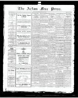 Acton Free Press (Acton, ON)5 Jun 1919