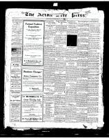 Acton Free Press (Acton, ON)11 Sep 1919