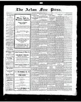 Acton Free Press (Acton, ON)2 Oct 1919