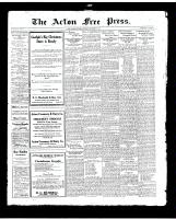 Acton Free Press (Acton, ON), December 18, 1919