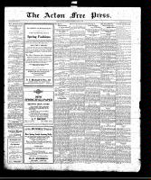 Acton Free Press (Acton, ON)15 Apr 1920