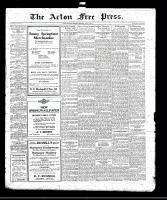 Acton Free Press (Acton, ON)22 Apr 1920