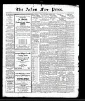 Acton Free Press (Acton, ON)13 May 1920