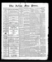 Acton Free Press (Acton, ON)20 May 1920