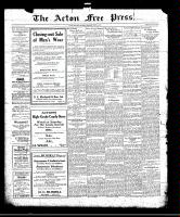 Acton Free Press (Acton, ON)10 Jun 1920
