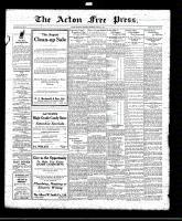 Acton Free Press (Acton, ON), August 5, 1920