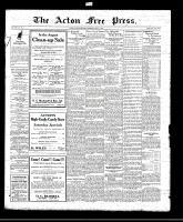 Acton Free Press (Acton, ON), August 12, 1920
