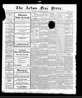 Acton Free Press (Acton, ON), September 9, 1920