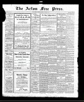 Acton Free Press (Acton, ON), September 30, 1920