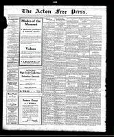 Acton Free Press (Acton, ON), October 7, 1920