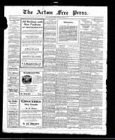Acton Free Press (Acton, ON), October 14, 1920