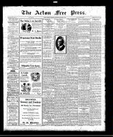 Acton Free Press (Acton, ON), December 2, 1920