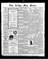 Acton Free Press (Acton, ON), December 9, 1920