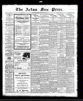 Acton Free Press (Acton, ON)16 Dec 1920