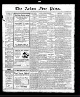 Acton Free Press (Acton, ON)10 Mar 1921