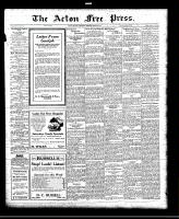 Acton Free Press (Acton, ON)17 Mar 1921