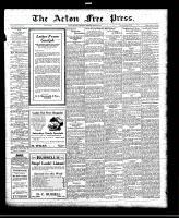 Acton Free Press (Acton, ON), March 17, 1921