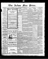 Acton Free Press (Acton, ON)12 May 1921