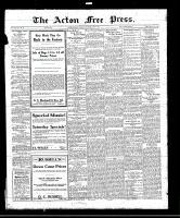 Acton Free Press (Acton, ON)9 Jun 1921