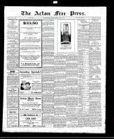 Acton Free Press (Acton, ON)4 Aug 1921