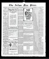 Acton Free Press (Acton, ON), December 29, 1921