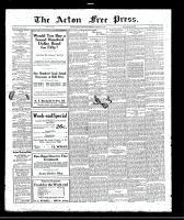 Acton Free Press (Acton, ON)9 Feb 1922