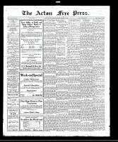 Acton Free Press (Acton, ON)16 Feb 1922