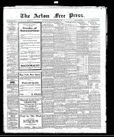 Acton Free Press (Acton, ON)8 Jun 1922