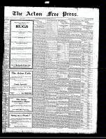 Acton Free Press (Acton, ON)29 Jun 1922