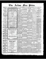 Acton Free Press (Acton, ON), June 21, 1923