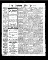 Acton Free Press (Acton, ON)13 Sep 1923