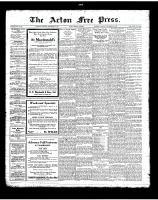Acton Free Press (Acton, ON)20 Sep 1923