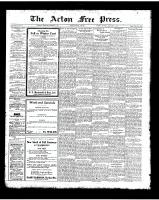 Acton Free Press (Acton, ON)1 Nov 1923