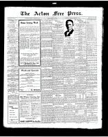 Acton Free Press (Acton, ON)7 Feb 1924