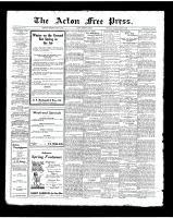 Acton Free Press (Acton, ON), March 6, 1924