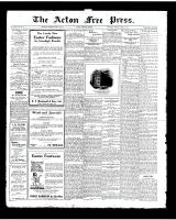 Acton Free Press (Acton, ON)10 Apr 1924