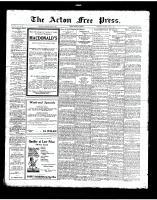 Acton Free Press (Acton, ON)5 Jun 1924