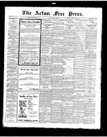 Acton Free Press (Acton, ON)19 Jun 1924