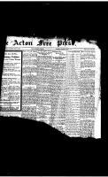 Acton Free Press (Acton, ON)3 Jul 1924