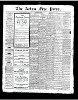 Acton Free Press (Acton, ON)31 Jul 1924