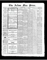 Acton Free Press (Acton, ON), August 7, 1924