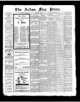 Acton Free Press (Acton, ON), August 21, 1924