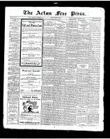 Acton Free Press (Acton, ON)18 Sep 1924