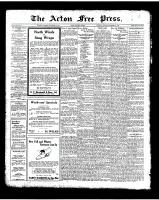 Acton Free Press (Acton, ON)27 Nov 1924